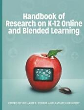 Handbook of Research on K-12 Online and Blended Learning (Paperback or Softback)