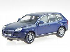 Porsche Cayenne blau Modellauto Cararama 1:43