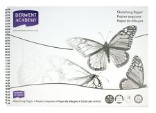 Derwent Academy Sketching Paper Pad with 30 Sheets A3