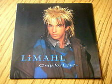 """LIMAHL - ONLY FOR LOVE   7"""" VINYL PS"""