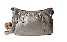 NWT Kipling Anaelle Crossbody Bag - Metallica Pewter