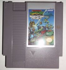 Teenage Mutant Ninja Turtles III: The Manhattan Project (NES, 1992) *CART. ONLY*