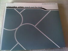 CLAUDIA CHIN - REACH OUT FOR LOVE - HOUSE CD SINGLE