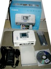 "Canon SELPHY CP720 4"" x 6"" Digital Photo Thermal Printer USB PictBridge VGUC"