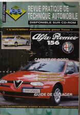 156 Revue technique Alfa Romeo Francais