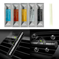 Fragrance Essential Oil Diffusers Perfume Car Air Vent Freshener Solid Stick JT