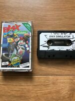 MSX Game - BMX Simulator - Codemasters