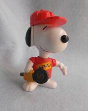1998 McDonald's International Snoopy World Tour Figure Toy - INDONESIA