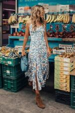 Spell Designs Etienne Strappy Dress Monaco- XS