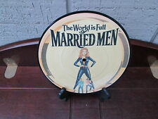 "Mick Jackson 7"" PICTURE DISC - Married Men/Milwaukee Walking - UK import"