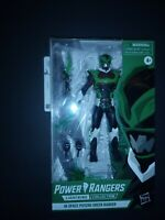 Power Rangers Lightning Collection Space Psycho Green Ranger Exclusive Figure