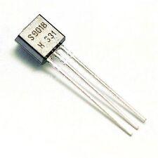 50PCS S9018 50MA/30V NPN TO-92 DIP transistors