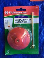 Fluidmaster 5100 Tank Ball With Brass Rod