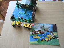 Lego   6552 - Ferienhaus am Fluss - mit Anleitung