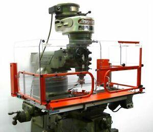 silvaflame milling machine guard EM3/T 1360mm to suit xyz SMX 3500