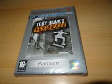 PLAYSTATION 2 TONY HAWK'S UNDERGROUND PLATINUM (PS2)