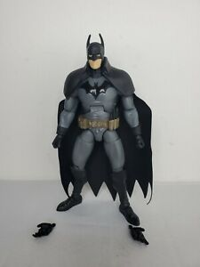 "DC Universe Multiverse Comics 6"" GASLIGHT BATMAN Lex Luthor CNC Series Gotham"