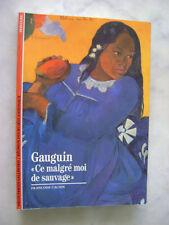 Découvertes Gallimard - Paul Gauguin