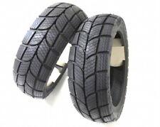 2x Winter Reifen Set 120/70-12 Vorne & 130/70-12 Hinten (M+S) für Roller
