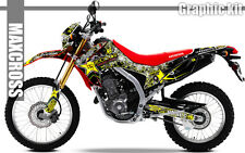 HONDA CRF250L CRF250M MAXCROSS GRAPHICS KIT DECALS DECAL STICKERS FULL KIT #12
