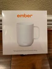 Ember Temperature Controlled Ceramic Mug White 10 oz. fl.