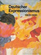 Deutscher Expressionismus 1905 - 1920: Vogt, Paul (Hrsg.)