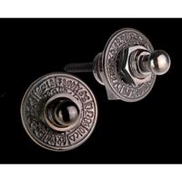 NEW - Q-Parts Aztec Strap Lock System - BLACK, SLB-1501