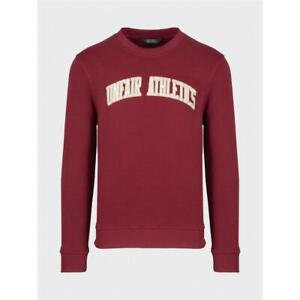 UNFAIR ATHLETICS College Crewneck (burgundy)
