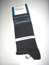 Calvin Klein Cotton Blend Striped Socks for Men