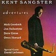 Kent Sangster - Adventures w/ David Liebman - Jazz Focus Records CD OOP