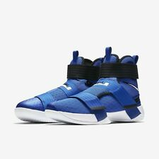 Mens Nike Lebron Soldier 10 Flyease 917338-410 Game Royal Brand New Size 13