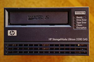 HP Ultrium 3280 LTO5 Tape Drive AQ263 TC L51AN TF6162 101 LOADER DRIVE SAS