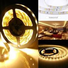 5M SMD 5630 Waterproof 300 LED Flexible 3M Tape Strip Light Flexible White White