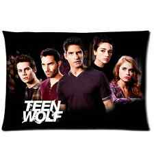 Brand New Teen Wolf  Rectangle Pillow Case 20x30 Inch(One Side)