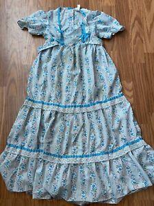 Girls Vintage SHORT STUFF dress sz 6