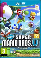 New Super Mario Bros U WII U USATO ITA