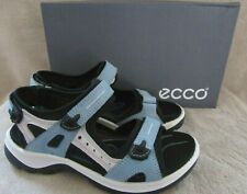 ECCO Offroad Yucatan Leather Arona Hiking Sandals Shoes US 6 - 6.5 EUR 37 NWB