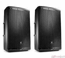 """Jbl Eon615 - 15"""" Self Powered Active Pa Loud Speaker - Pair"""