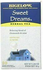 Bigelow Tea Sweet Dreams Herbal Tea, 20 Count
