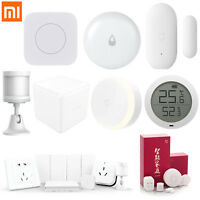 Xiaomi Aqara Smart Switch Door Water Humidity Body Sensor Home Security System