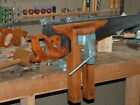 VINTAGE DISSTON HAND SAW CLAMP PLANS, BUILD IT TO FIT YOUR VISE