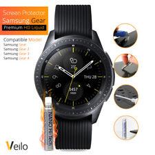 2 PC//insieme Originale Nuovo Orologio Da Polso Bracciale Banda Cinturino Per Samsung GEAR S4 R810