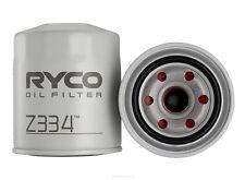 Z334 RYCO OIL FILTER FIT Toyota DYNA 200 BU300 TD 4 4.1 15B-FTE 05/2003-2004