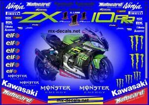 Kawasaki WSBK 2018 Jonathan Rea