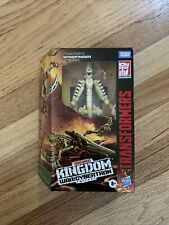 Transformers Generations War for Cybertron: Kingdom WFC-K25 Wingfinger IN HAND