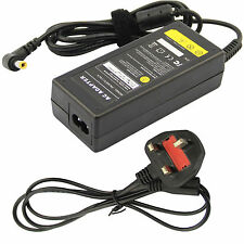 Laptop AC Adapter Charger For Acer Extensa 5630 5220 5235 5620 4220 5230 5210 UK