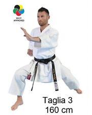 Karategi Itaki Gold Kata 3  160 Cm Come Nuovo usato 1 volta Kimono bianco Karate