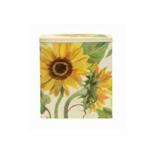 Emma Bridgewater Flowers Sunflower Cereal Storage Tin