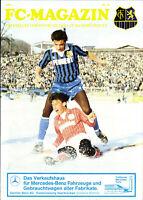 II. BL 84/85 1. FC Saarbrücken - SC Freiburg, 30.03.1985