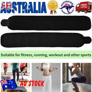 Waist Trainer Cincher Trimmer Sweat Belt Men Women Shapewear Gym Body Shaper AU